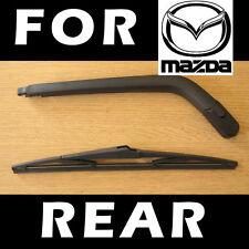 TERGICRISTALLO Posteriore Braccio e lama per Mazda 3 Hatchback 2008+ 35cm