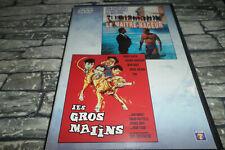 DVD -  LE MAITRE NAGEUR + LES GROS MALINS / DVD 2 FILMS