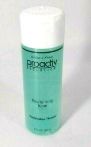 Proactiv Revitalizing Toner Blemish Acne Skin Repair Sealed New 4 oz