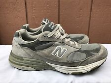 EUC New Balance 993 MR993GL Men's US 13 4E EUR 47.5 Running Walking Shoes