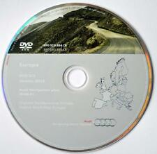 Audi A3 A4 A6 TT R8 RNS-E navigation DVD 2015/2016 UK Belgium France Spain Swiss