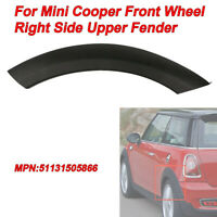 Front Wheel Right Side Upper Fender Arch Cover Trim For Mini Cooper 51131505866