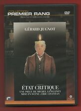 DVD - Condition Critical with Gerard Jugnot