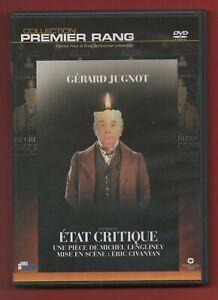 DVD - Staat Kritik Avec Gérard Jugnot