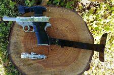 Vintage 1983 MC-13 U.N.C.L.E. Walther P38 Megatron