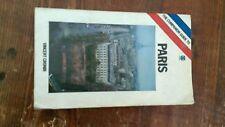 rare guide voyage paris en anglais  de 1975 vincent Cronin PORT OFFERT