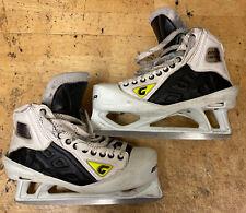 Graf Ultra G50 Ice Hockey Goalie Skates Bauer 10 Tuuk
