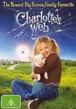 Charlotte's Web (2006) * NEW DVD * Dakota Fanning John Cleese Julia Roberts