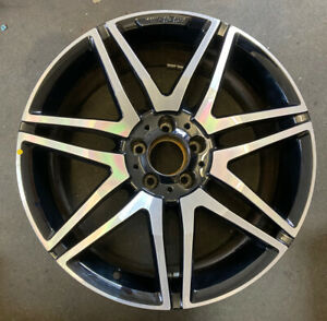 """Mercedes Benz CLS W218 AMG Front Single Alloy Wheel 19"""" A2314011300 8.5Jx19H2"""