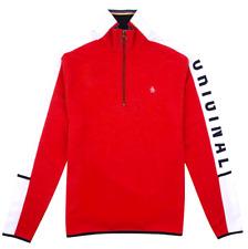 Original Penguin Colour Block Jacket/Flame Scarlett - XL  SS18 WAS £75.00