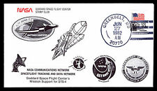 1982 LAUNCH OF COLUMBIA STS-4 - GODDARD SPACE FLIGHT CENTER STAMP CLUB (E#2653)