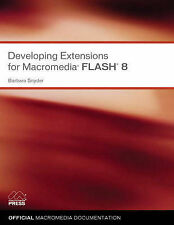 Developing Extensions for Macromedia Flash 8 (Visual Quickstart-ExLibrary
