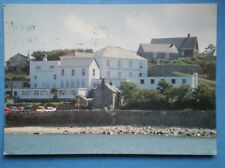 POSTCARD CORNWALL ISLES OF SCILLY ST MARYS - TREGARTHEN'S HOTEL