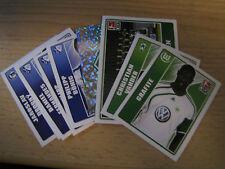 11 Bilder Bundesliga von Topps 2009/2010