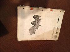 CASE 580B 580 TRACTOR  PARTS CATALOG BOOK