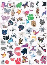 Bulk Kids Temporary Tattoos - Party Favours - lots of 100,150,200,250, etc