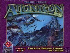 Reiner Knizia's Atlanteon Board Game MINT