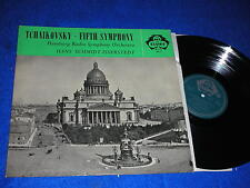 LP hans SCHMIDT ISSERSTEDT hamburg TCHAIKOVSKY the ace of clubs FIFTH 5 SYMPHONY
