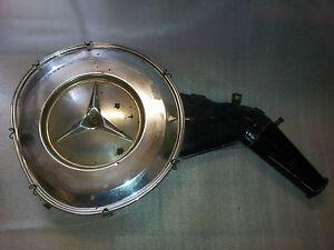 Mercedes Benz W109 Luftfilter Verchromt