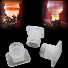 3Pcs New Bee Drinking Fountain Bee Queen Bee Water Feeding Equipment