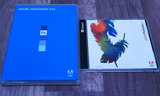 Adobe Photoshop CS4 pre-owned retail GENUINE Windows XP-7