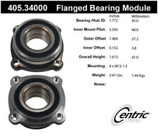 Wheel Bearing Assembly-Premium Wheel Bearing and Hub Assembly Rear Centric