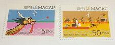 Macau  Stamp 545-6 MNH Cat $6.50