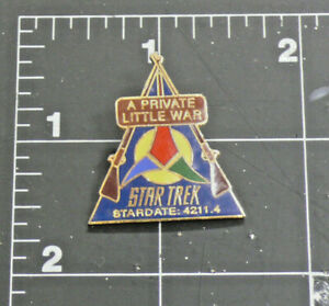 Star Trek TOS Episode Pins your choice .