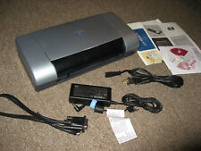 HP Deskjet 450 Mobile Inkjet Printer with Power Supply Only 25 Page Count