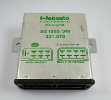 Webasto 24v dispositif de commande pour le chauffage NEUF 331.376 sg 1555 où 2352 Lo 2305