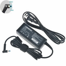45W AC Adapter Charger for HP 15-F271WM 15-F272WM 15-F023WM 15-F033WM Power Cord