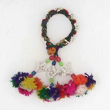 Wb042 Banjara Armlet With Tassels Ethnic Tribal Belly Dance Costume Bracelet