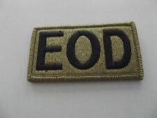 (A4-097) US  Explosive Ordnance Disposal EOD in Multi mit Klett