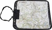Weatherproof Map Case et Compas avec Lanière-Sommet