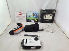 FujiFilm FinePix XP130 Waterproof and shock proof WiFi Digital Camera- White