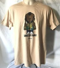 THE A TEAM - Mr.T. Shut Up Fool! - Official T-Shirt (M) New OG Weenicons