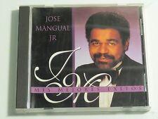 Jose Mangual Jr. Mis Mejores Exitos & Bailando Con Los Santos 2 CD's
