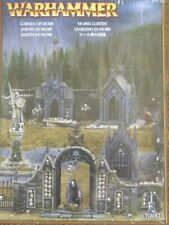 Garden of Morr Cemetery terrain - Graveyard Scenery - new on sprue - NO BOX -