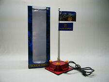 Lionel Polar Express Flagpole O Gauge Plug N Play town square Pnp 6-85271 New