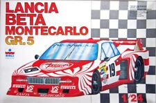 ESCI LANCIA BETA MONTECARLO Group 5 Sports-racing car - Scale 1/24