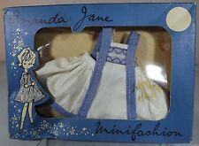 "VINTAGE 1960 S in scatola AMANDA Jane Jinx Dress ""Sarabanda"" (400) minifashion Vestiti"