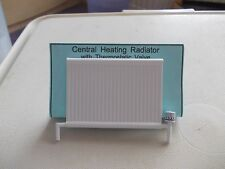 Non Fonctionnel Chauffage Central Petit radiateur pour une maison de poupées