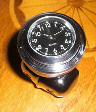 VTG Style ORIGINAL CAR TRUCK QUARTS CLOCK SPINNER SUICIDE KNOB HOT RAT ROD 40S