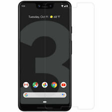 3X Tempered Glass Screen Protector Saver for Google (Pixel 3 XL)