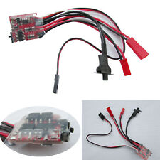 Bidirectional Brushed Bürste 10A ESC Speed Controller für 1/16 WPL B-1 B-24 C-14