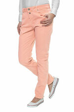 NEU ONLY Jeans onLISE Antifit Boyfried 5 pocket pants Gr.36 L 32 peach melba