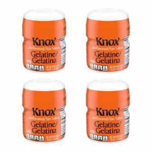 Knox Unflavored Gelatin Mix Bulk Container, 16 OZ