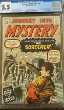 Journey Into Mystery #78 - Doctor Strange Prototype - CGC Grade 5.5 - 1962