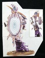 Endless Spell Hedonites Slaanesh MESMERISING MIRROR Warhammer Age Sigmar Spells