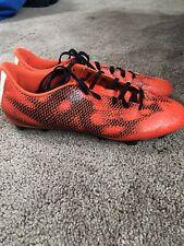 New listing Adidas soccer cleats, Black/Orange, SGC753002, Mens Size 11.5